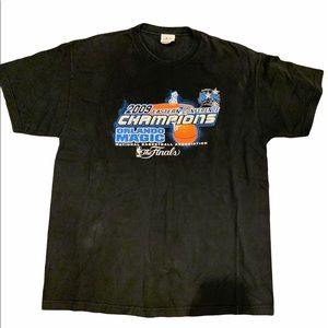 2009 Orlando Magic Conference Champs Tee Size XL